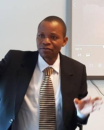 Israel Paul Nyarubeli