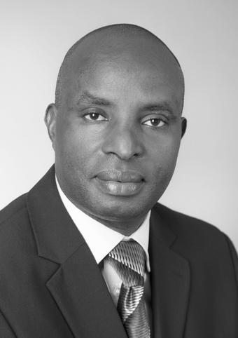 Portrettfoto George Mugambage Ruhago