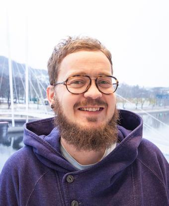 Portrett av Knut Tore Sælør