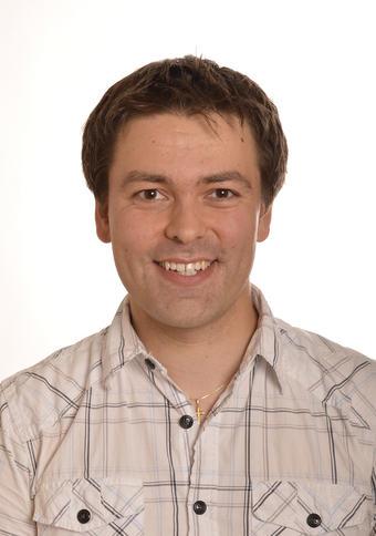 Portrettfoto Pål Næverlid Sævik