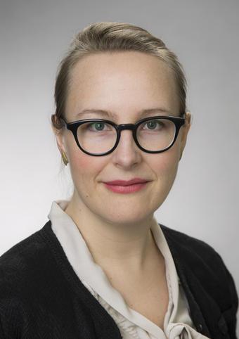 Portrett av Kristin Modalsli Sand