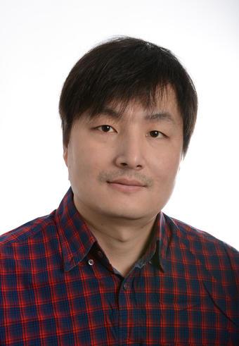 Portrettfoto Weidong Shang