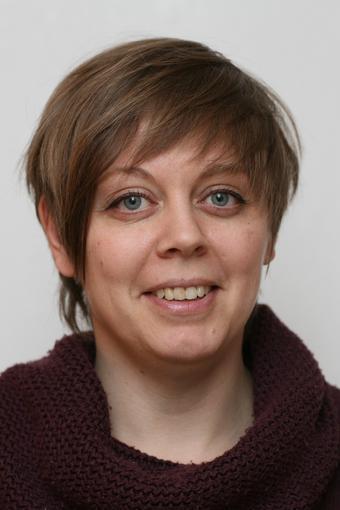 Portrettfoto Sigrid Samset Mygland