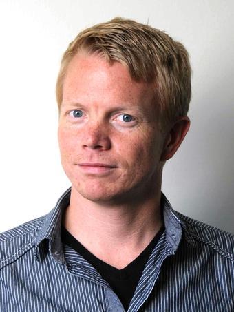 Portrettfoto Kristian Simonsen