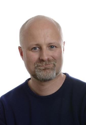 Portrettfoto Arnt Skjefstad