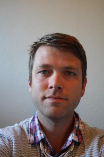 Portrettfoto Jan Ole Skogestad
