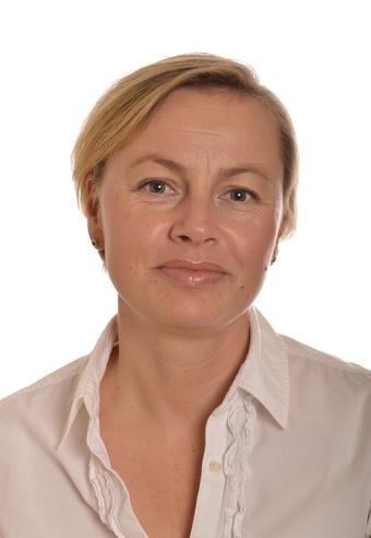 Portrettfoto Stine Lehmann