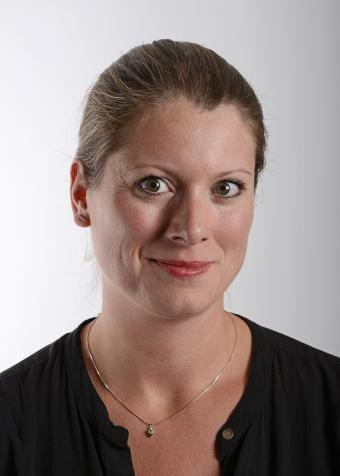 Portrettfoto Iselin Strønen