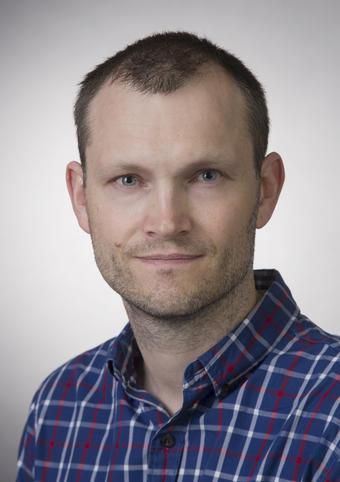 Portrettfoto Terje Sundstrøm