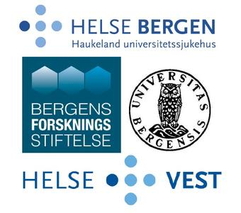 Support organizations: the University of Bergen, Helse-Bergen, Helse-Vest and the Bergen Research Foundation.