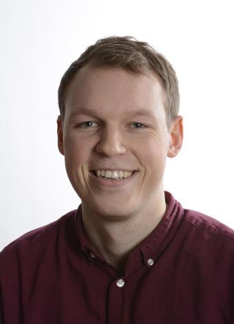 Portrettfoto Svein Støve