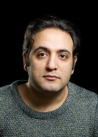 Portrettfoto Reza Saeidinvar