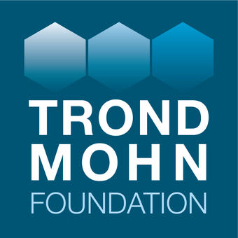 Logo Trond Mohn Foundation