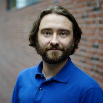 Portrettfoto Torger Kielland