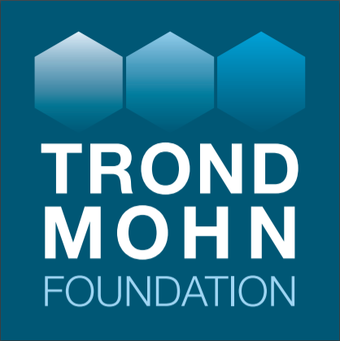 Logo of the Trond Mohn Fundation