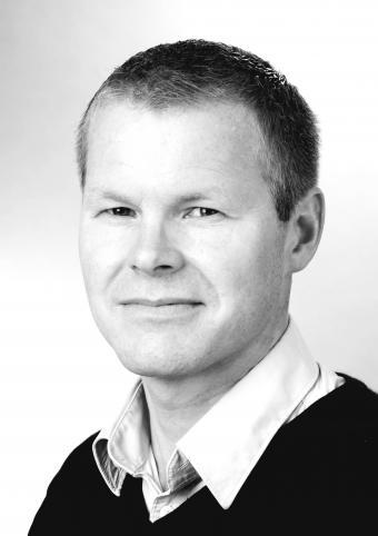 Portrettfoto Håvard Trønnes