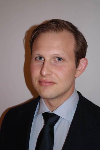 Portrett av Halvor Øygarden