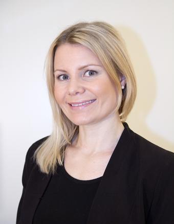 Portrettfoto Ragnhild Valen