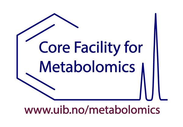 Logo - Kjernefasilitet for metabolomikk