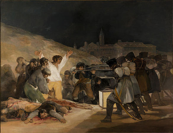"Francisco Goya: ""The Third of May 1808"""