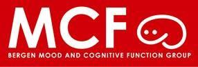 Bergen Mood and Cognitive Function Group