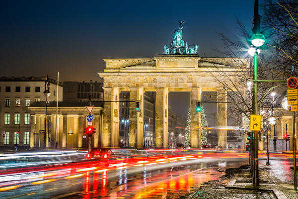 Photograph of Brandenburger Tor