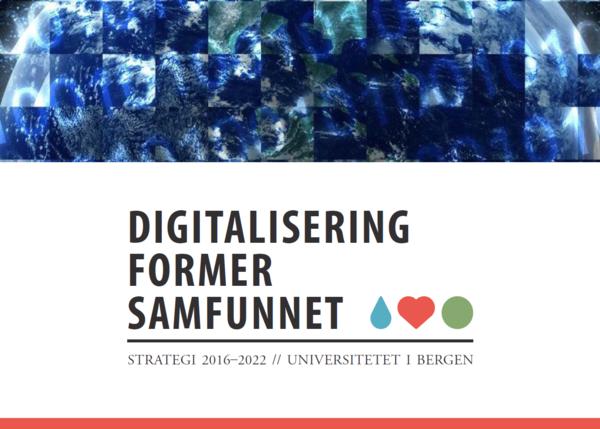 Bilde forside av digitaliseringsstrategien