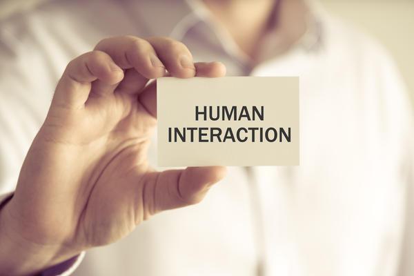 HUman interaction