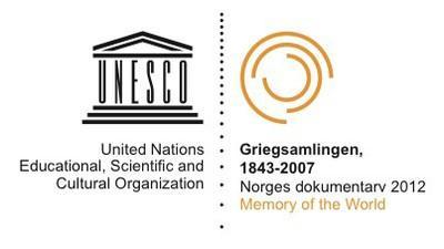 Griegsamlingen i Norsk dokumentarv