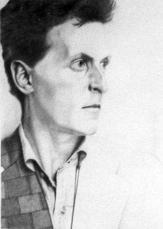 Ludwig Wittgenstein (tegning)