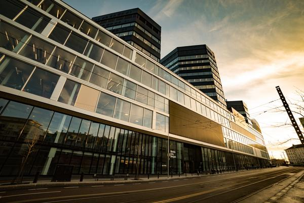 UiB Learning Lab in Media City Bergen