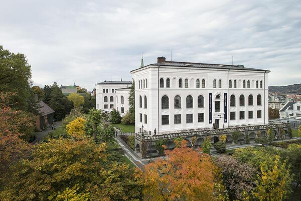 Museumsbygg Universitetet i Bergen