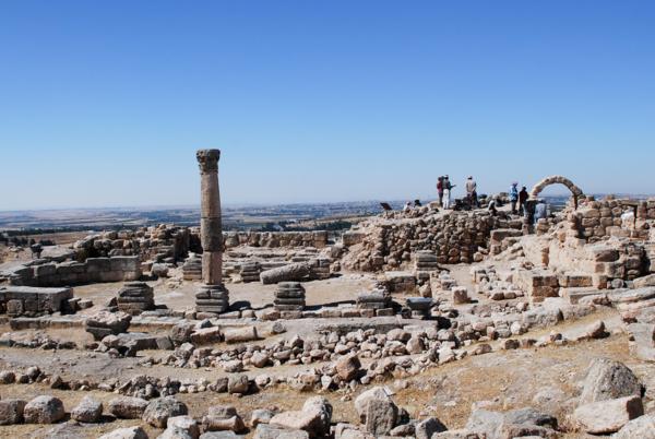 Arkeologisk utgraving Tell Hesban