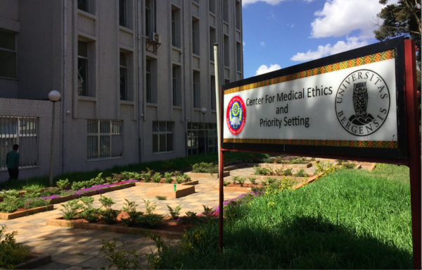 medical ethics sign