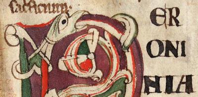 Missal, twelfth century