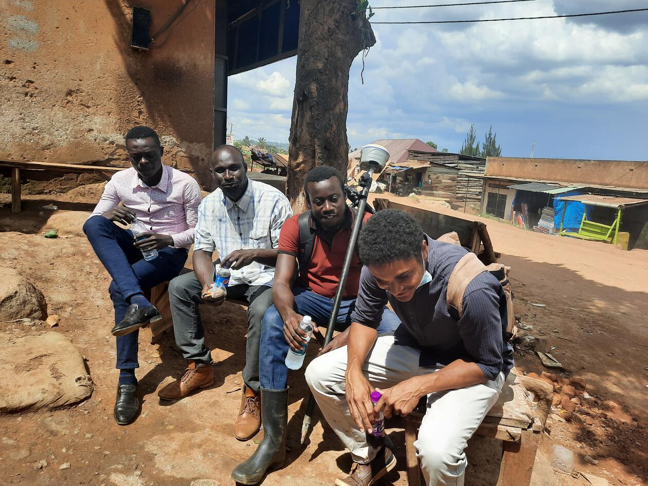 landrettar i Uganda