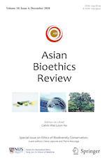 Asian Bioethics Review 10 3