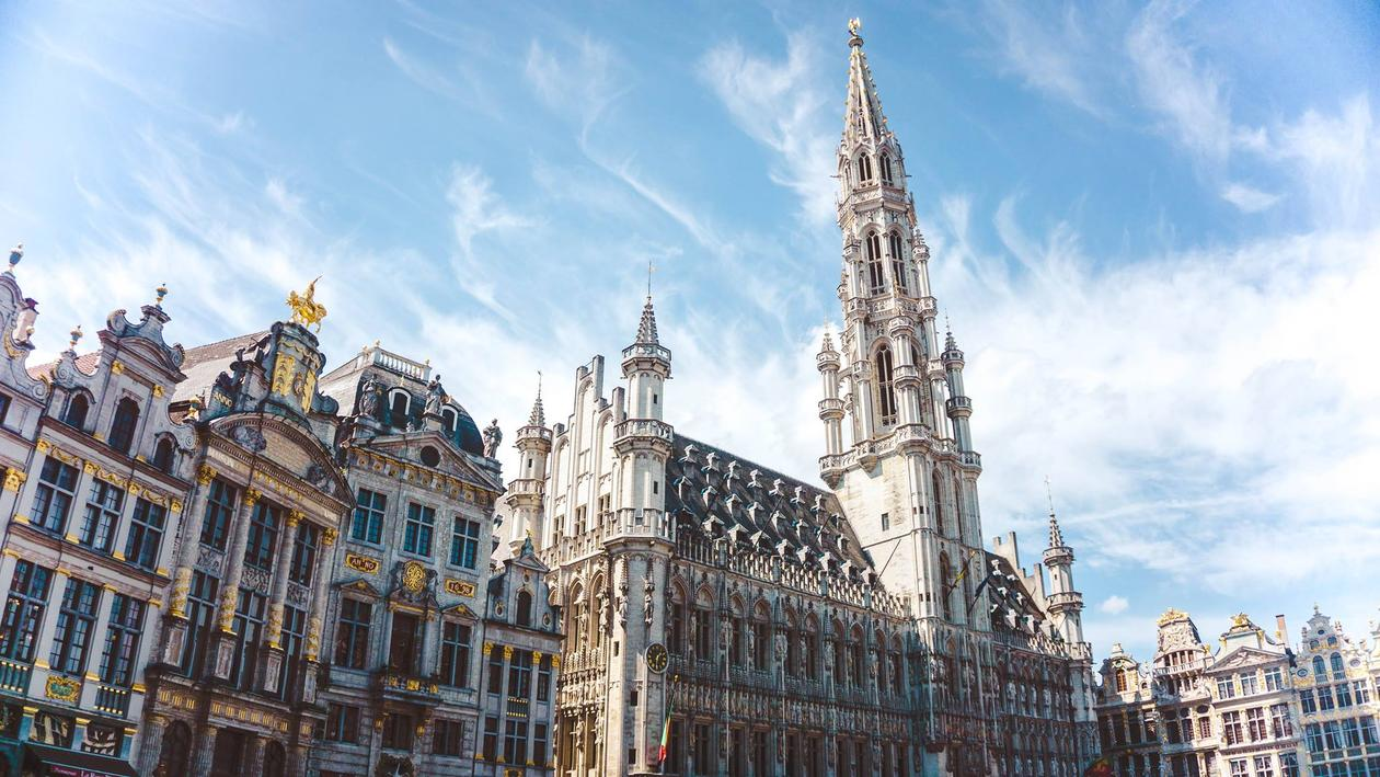 Grand-Place i Brussel