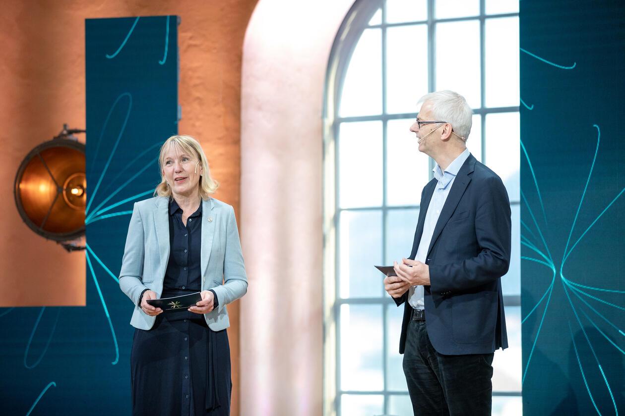Christiekonferansen 2021 Margareth Hagen og Øystein Thøgersen