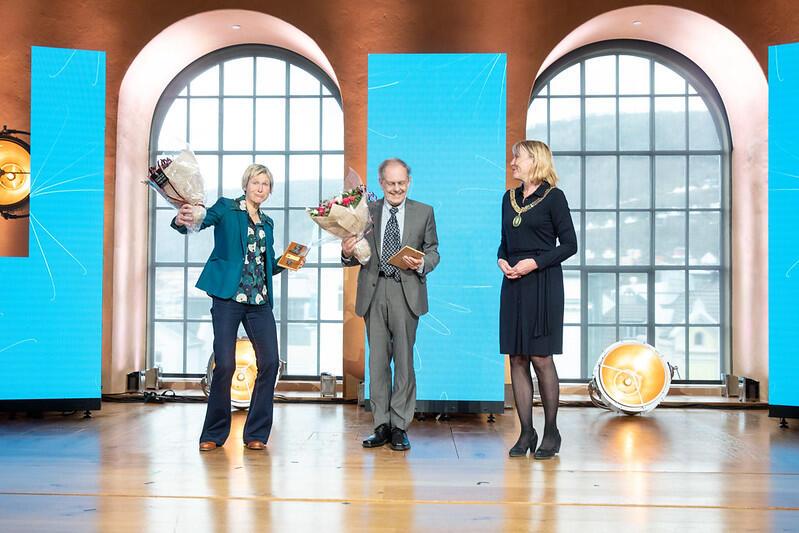 Christiekonferansen 2021 Christieprisen Linda Eide Gunnstein Akselberg