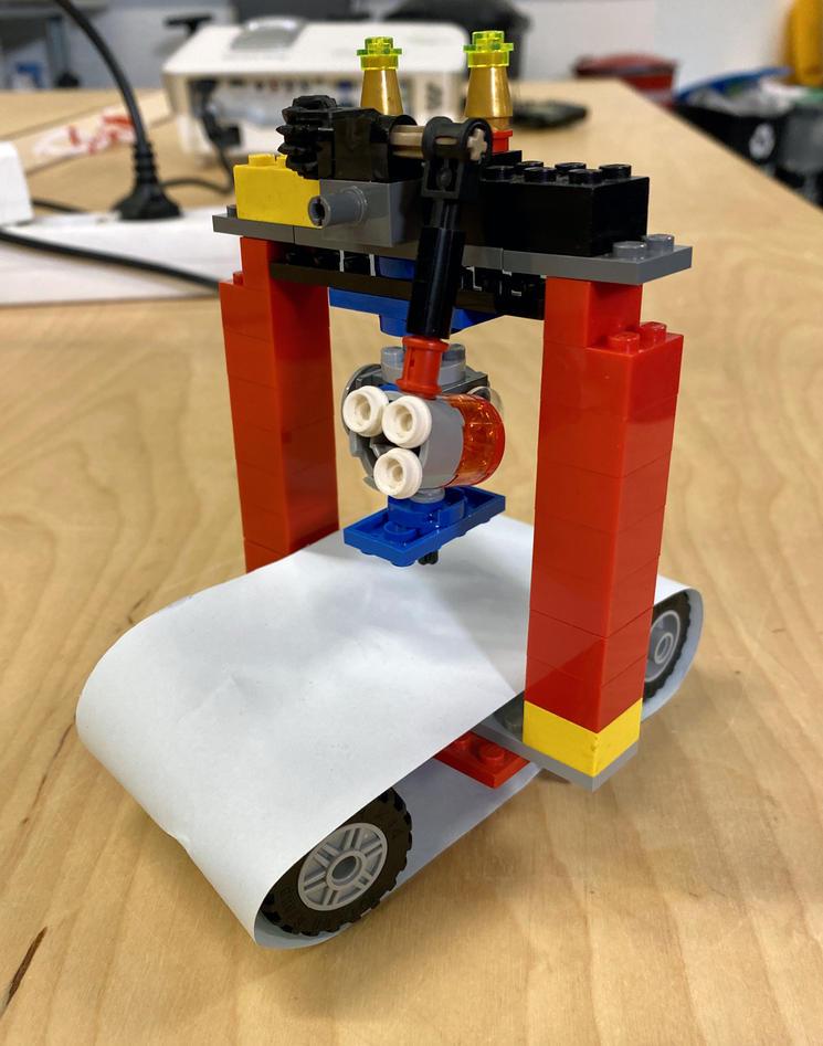 Bilde av prototypen
