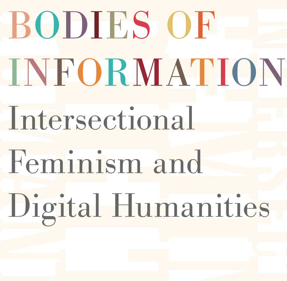 Picture of core of book Bodies of Information