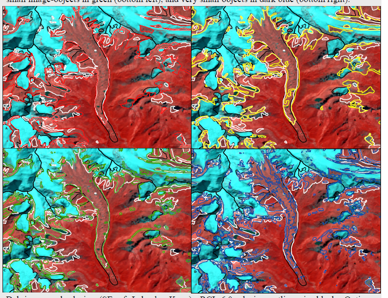 Carl William Lund used deep learning to map forests on historical imagery and assess changes