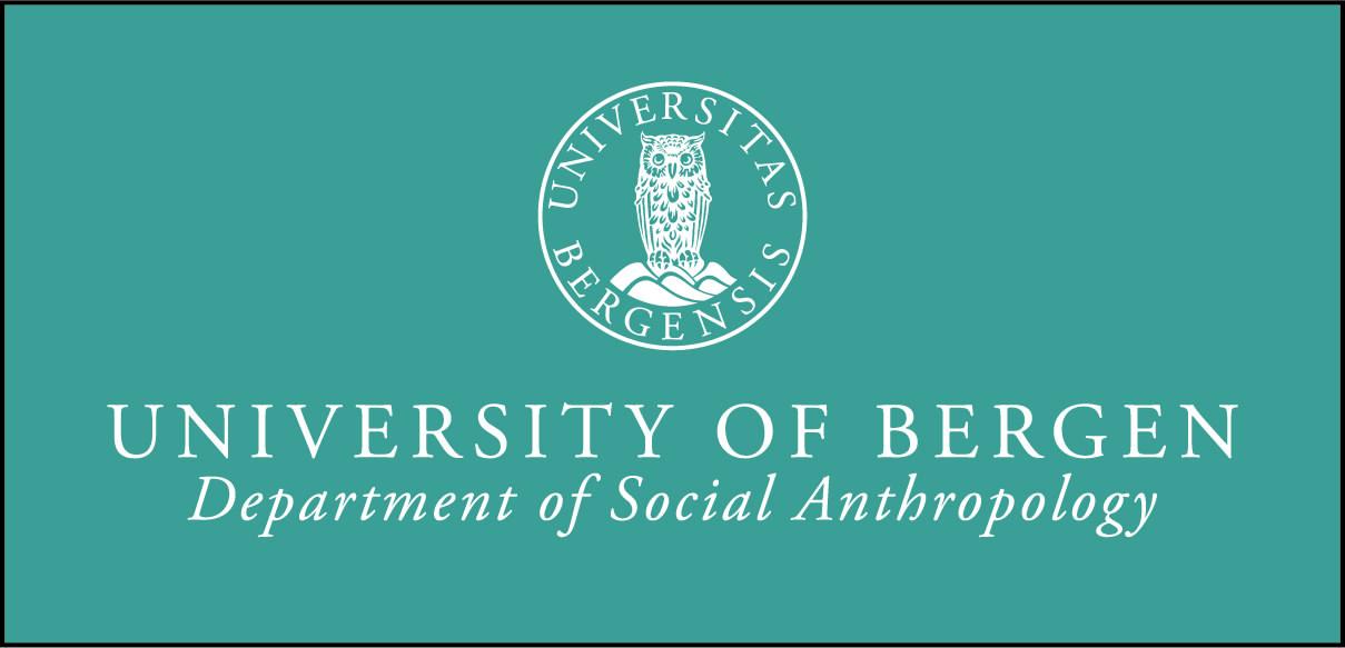 Dept. of Social Anthropology UiB logo