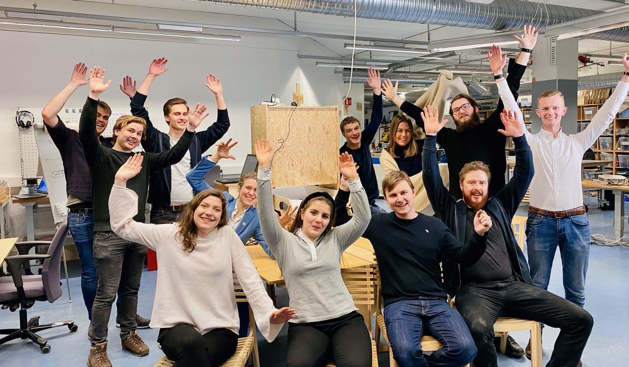 Operasjon Plast i MakerSpace 2020,