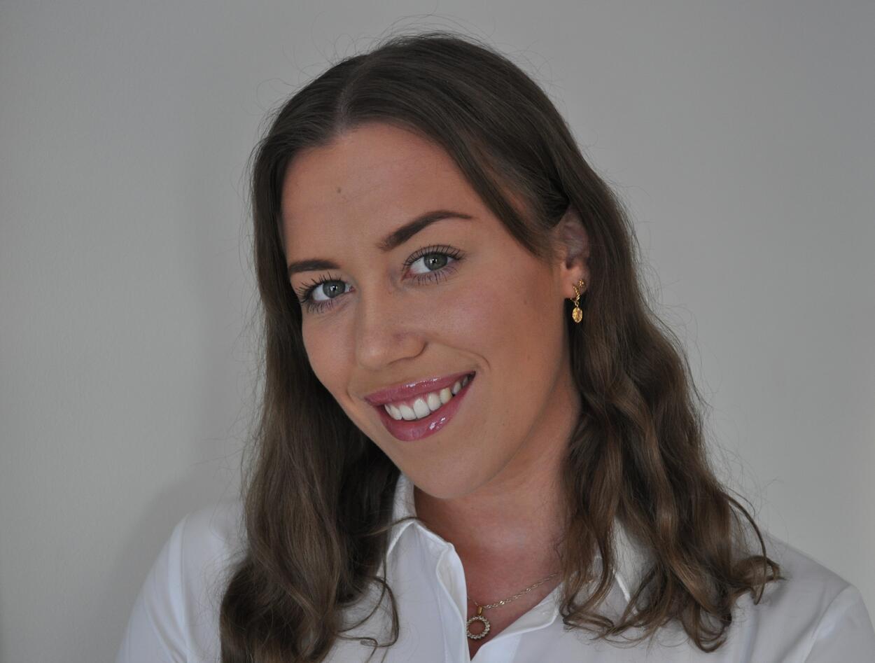 Studentkandidat Henriette Oudmayer Simensen