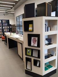 Artists' books, Fine Art and Design Library
