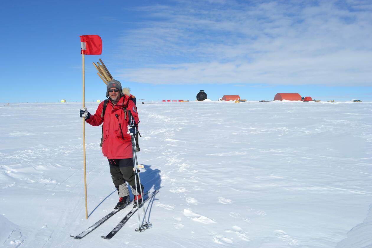 Kerim Nisancioglou på Grønland