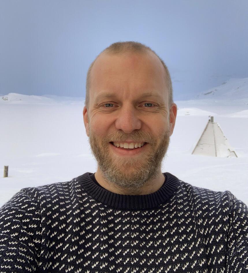 Knut Wiik Wollvik, portrett
