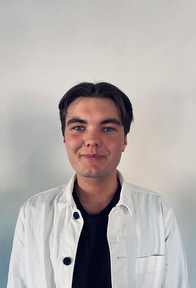 Studentkandidat Magnus Rotevatn